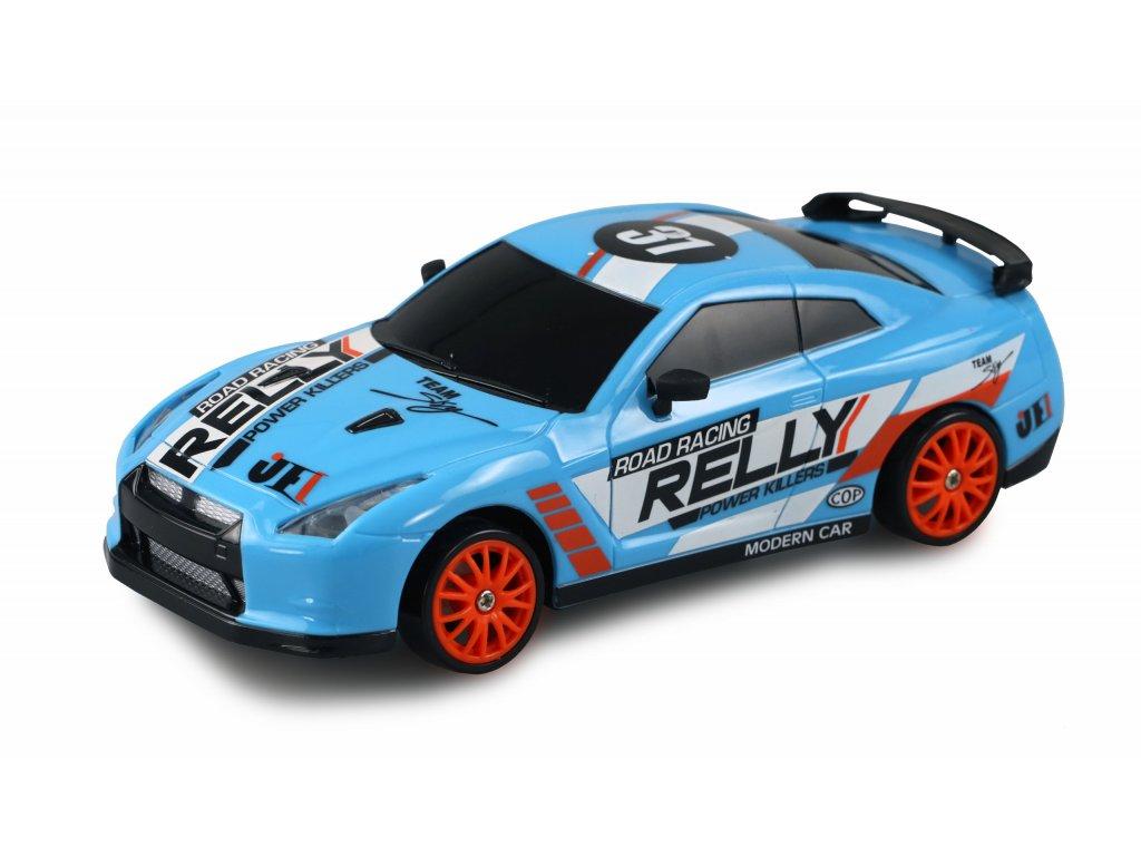 RC auto Drift Sport Car Nissan Skyline GT-R, 4WD, 1:24, 2,4 GHz, RTR