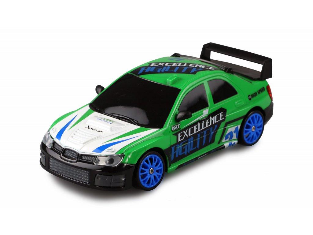 Rc auto Drift Sport Car Subaru Impreza, 4WD, 1:24, 2,4 GHz, RTR