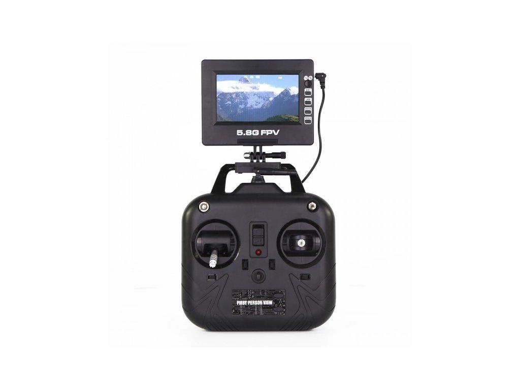 Ovladač s obrazovkou pre dron LiLy U-FLY