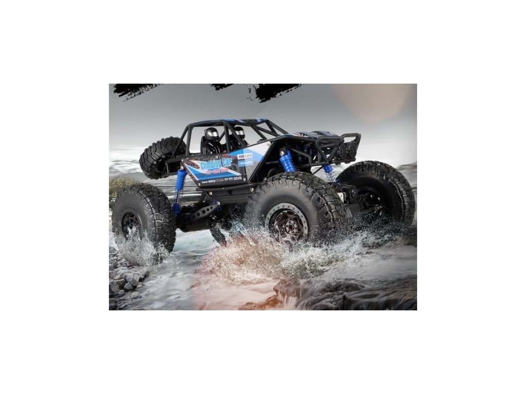 Supersilný Rc crawler MZ-CLIMB -  1/14 modrý