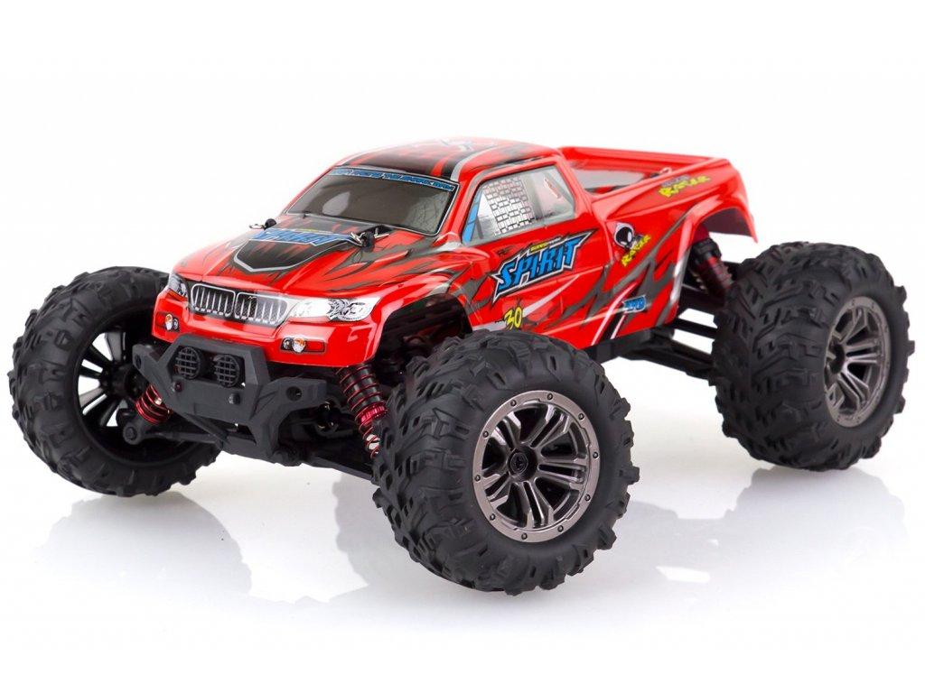 Rc auto SPIRIT Monster Truck 4WD, 1:16, 2,4 GHz, rychlost až 36 km/h, RTR
