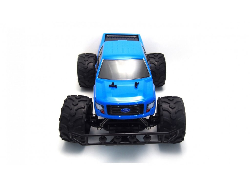 Rc auto FORD F-150 MONSTER TRUCK 1:8 MODRÝ