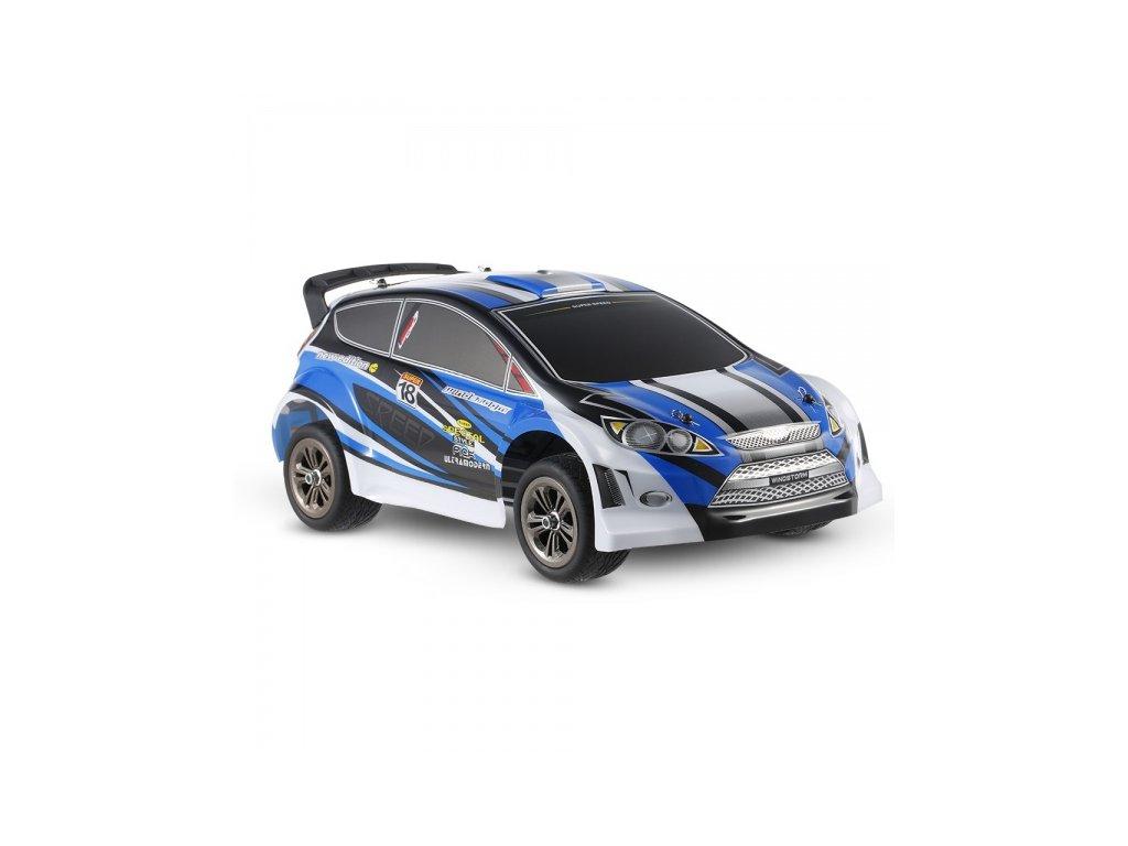 RC model Rally car 2WD 1/12 - MODRÝ