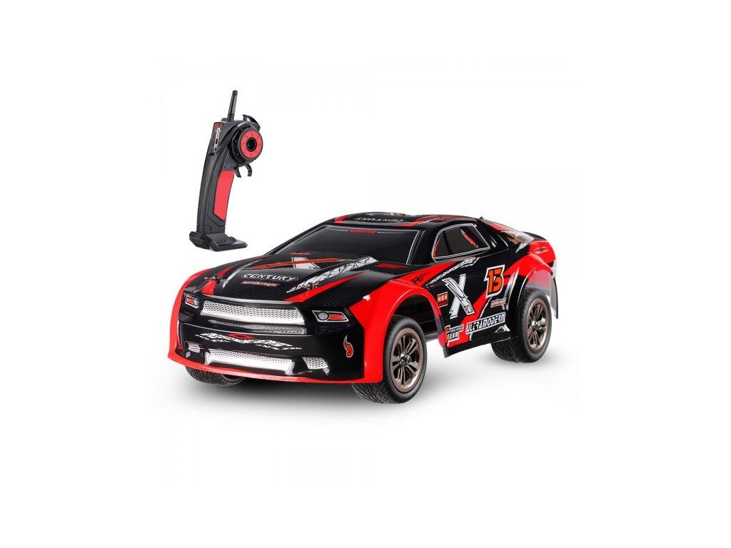 Rc závodné auto Century X13 1/12 - Červená