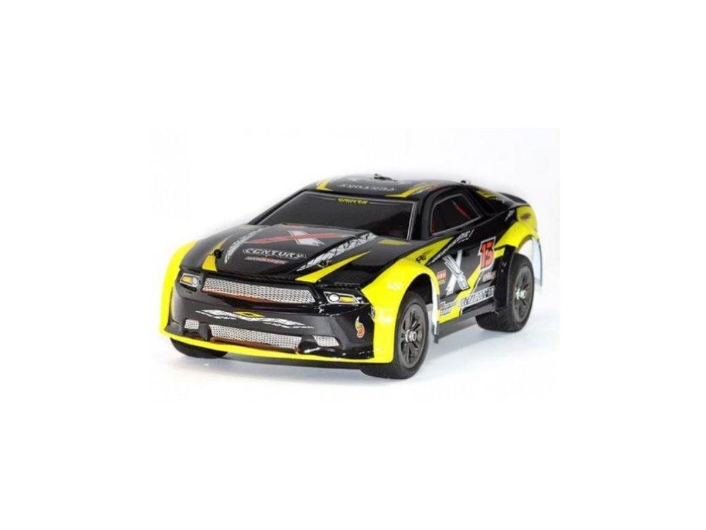 Rc závodné auto Century X13 1/12 - Žltá