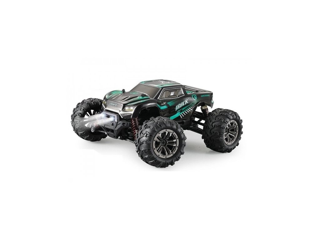 RC Monster Truck Racing 4WD 1:20 2.4GHz RTR - zelený