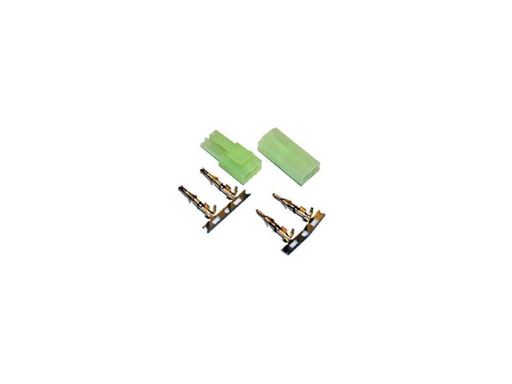 Pár Mini Tamiya konektorov