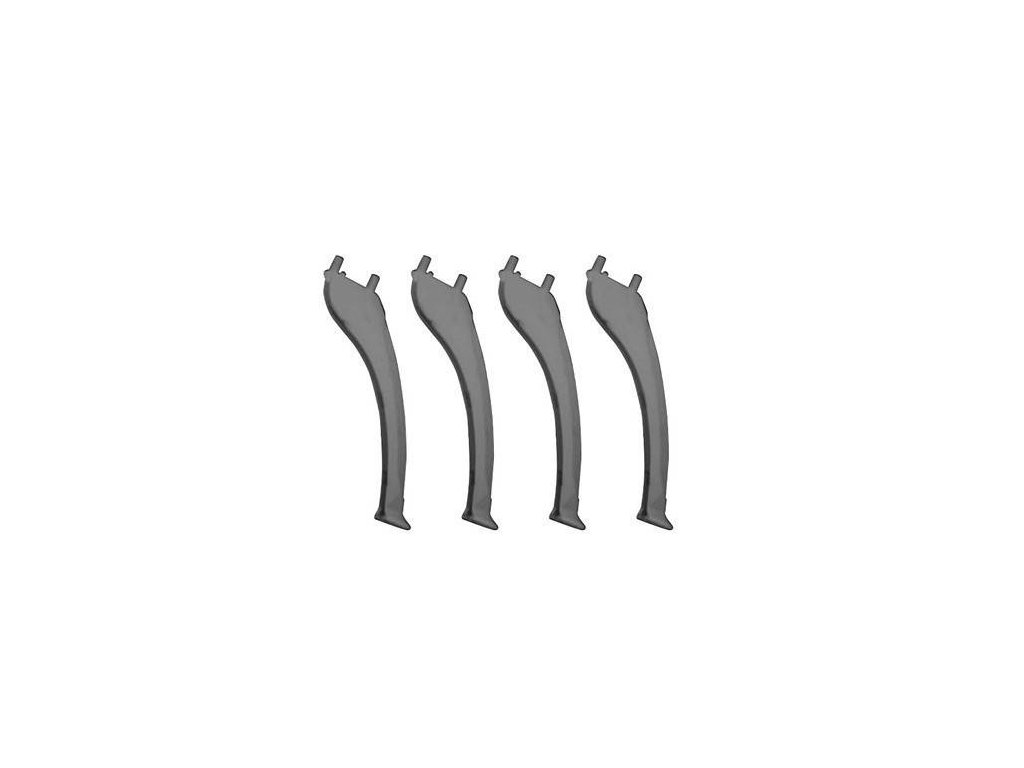 Nôžky čierne - X5SC-03B