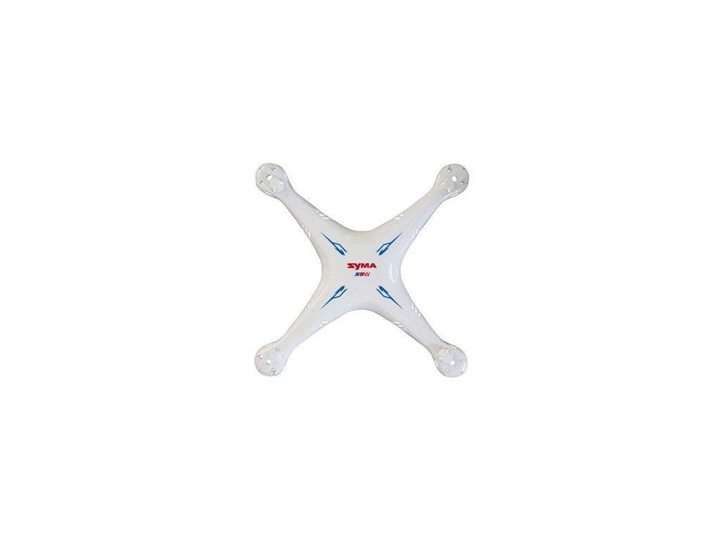 Skelet biely X5SC-01A