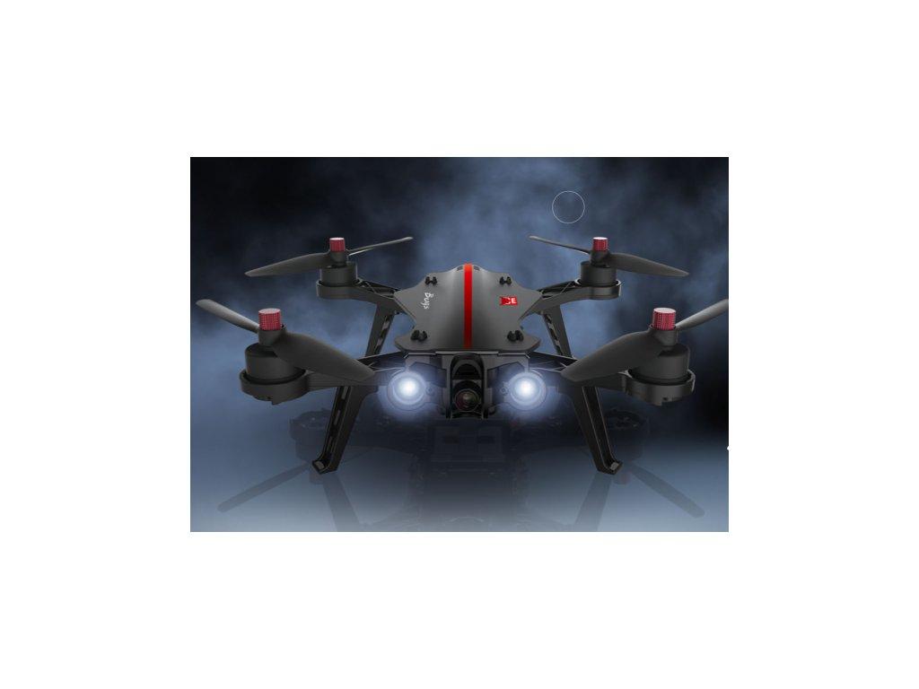 Závodný dron MJX BUGS 8 s 1080p kamerou