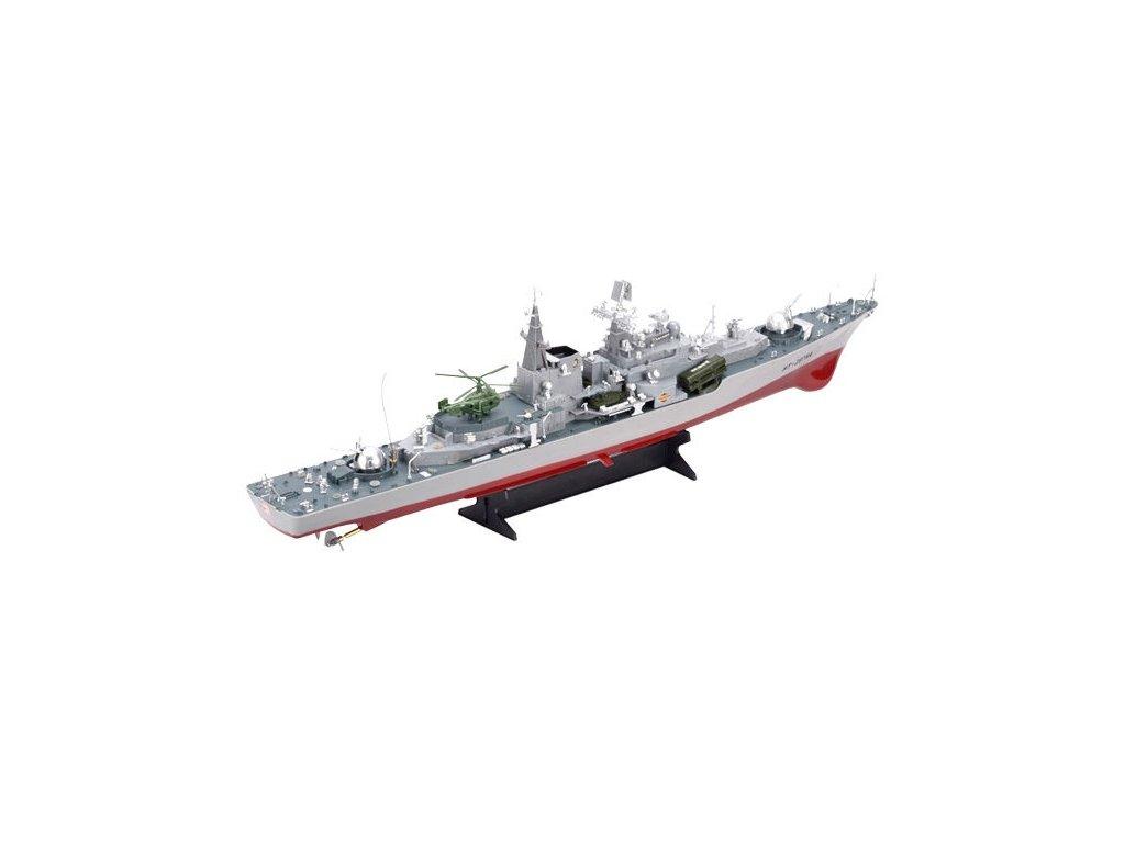 HT RC loď Sovremennyj 956A 1:275 Ruský torpédoborec