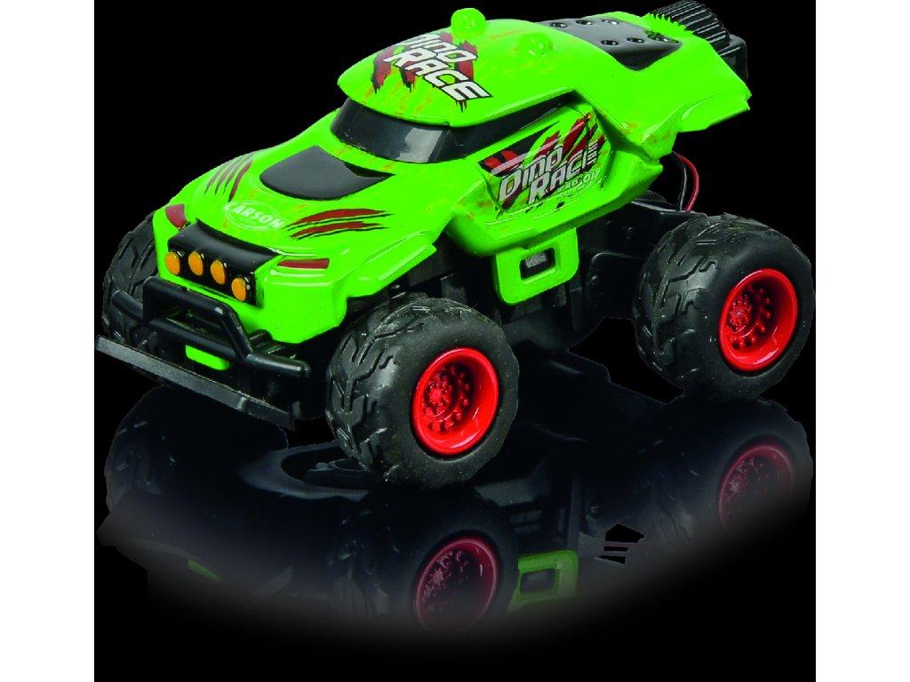 Rc mini autíčko NANO RACER Dino Race offroad, 1:60