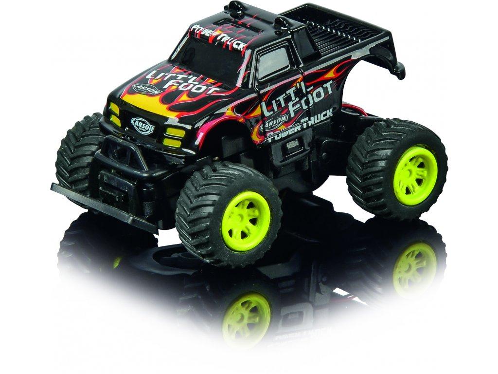 Rc mini autíčko NANO RACER Litt´l Foot offroad, 1:60