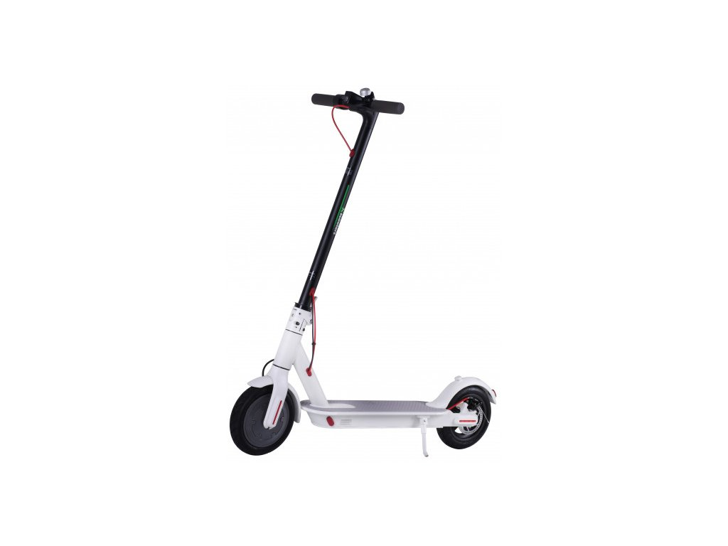 Elektrokolobežka X-scooters XS03 APP Li Biela