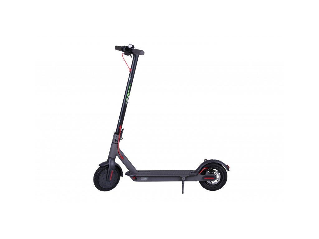 Elektrokolobežka X-scooters XS03 APP Li Čierna