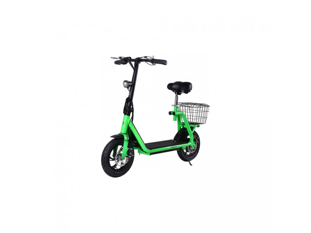 x scooters xs01 36v li 500w zelena