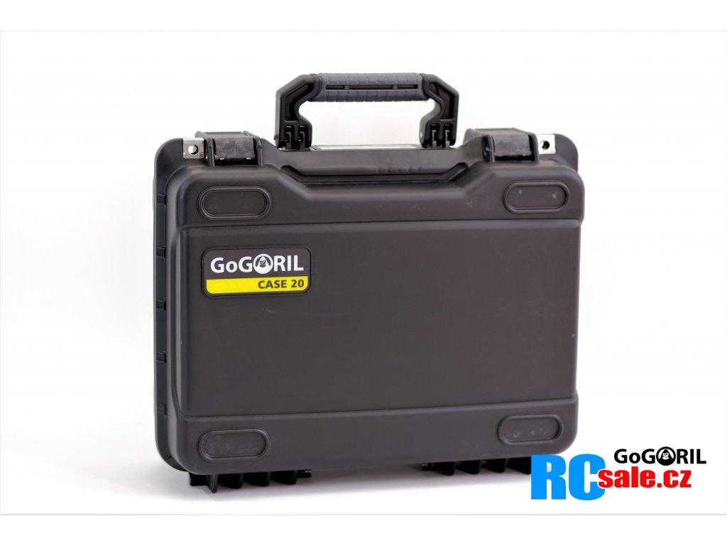 G20 samostatný kufor pre dron DJI MAVIC ČIERNÝ