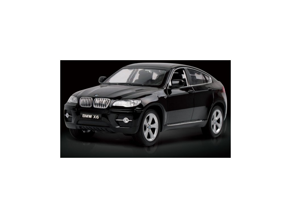 Rc auto BMW X6 1/14 čierne