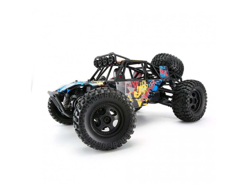 Rc auto CHARGER racing SRC 4WD 1:14, s guličkovými ložiskami, RTR