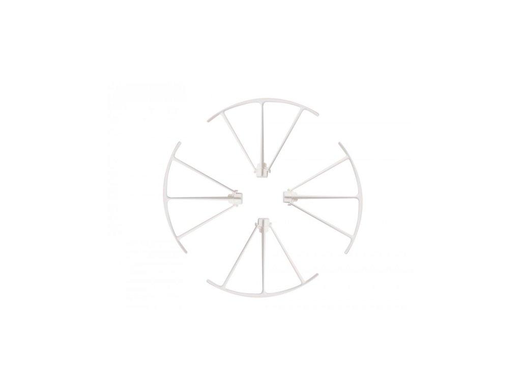 Ochrany vrtúľ biele - X5UW-05