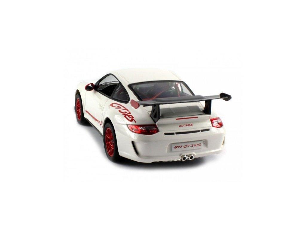 RC auto Porsche 911 GT3 RS biela 1/14