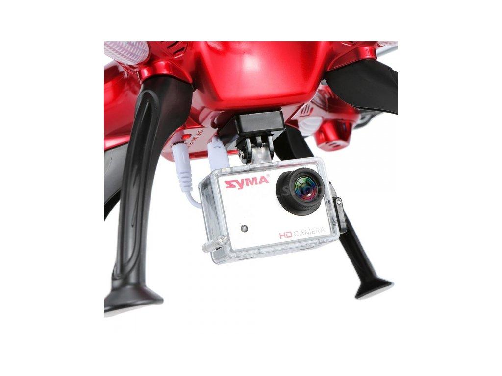 Syma FULL-HD kamera pre SYMA X8