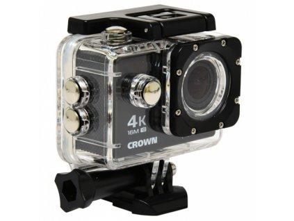 Ecolite DV140 - športová 4K kamera, ovládać a vodeodolné púzdro