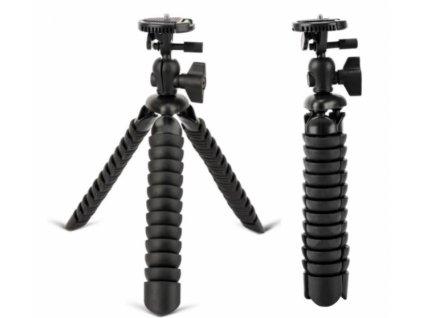 ZOMEI - ITT 750 Stolový flexibilný tripod čierna
