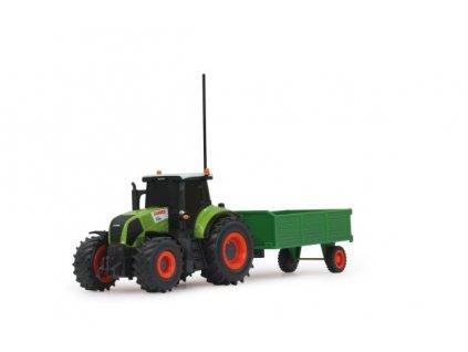 AXION CLAAS 850 - Traktor s prívesom 1/28