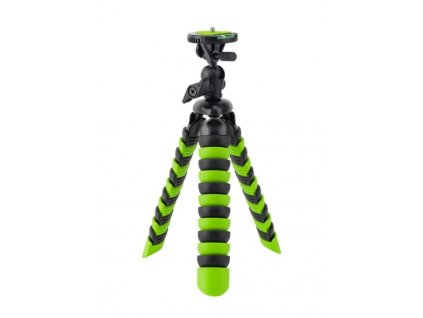 ZOMEI - ITT 750 Stolový flexibilný tripod čierno-zeleny