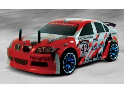MW DRIFT - Flying fish 2, HSP, 1/16, RTR