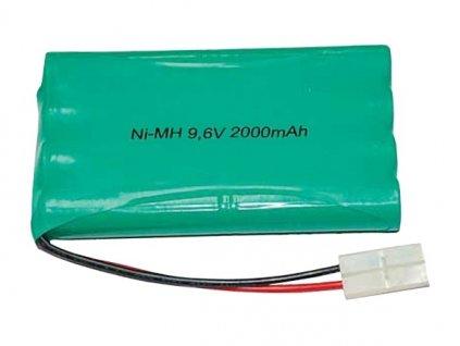 Batéria Ni-MH 2000 mAh 9.6V Tamiya