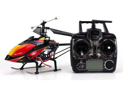 Vrtuľník HELI MT400PRO - so striedavým motorom