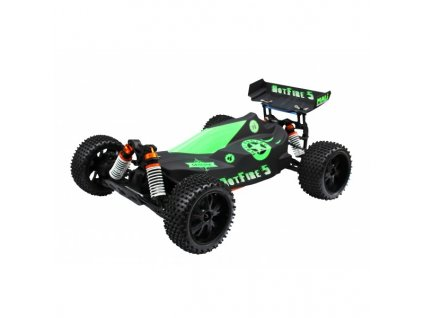 hot fire buggy 5 110 xl brushless rtr waterproof