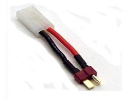 rcs 984 1300 adapter t dean lipo tamiya 1