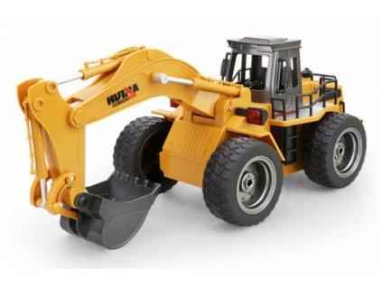 RC BAGER HN530 Excavator s kovovou lyžicou