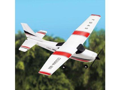 RC lietadlo Micro Cessna Skylane 182 RTF