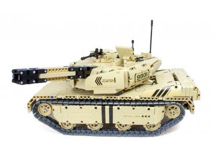TEKNOTOYS Panzer - bojový RC tank