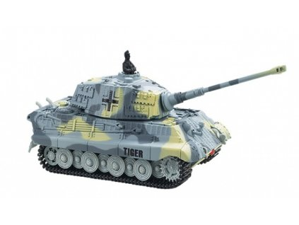 Rc mini tank King Tiger 1/72