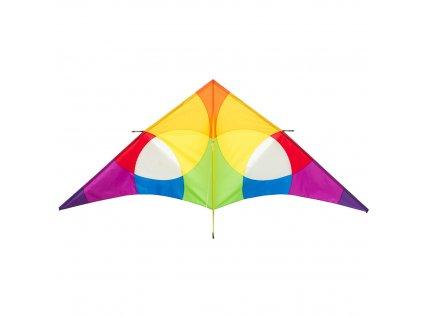 Šarkan Delta Rainbow 300 cm