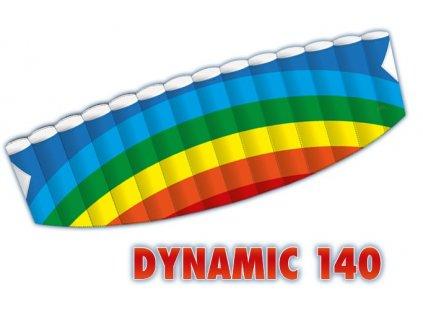 Športový šarkan DYNAMIC 140, 140x54 cm - Günther