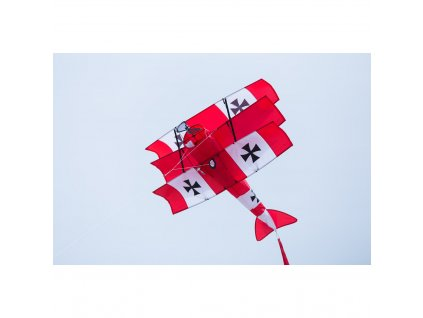 Luxusný šarkan - lietadlo Red Baron 3D