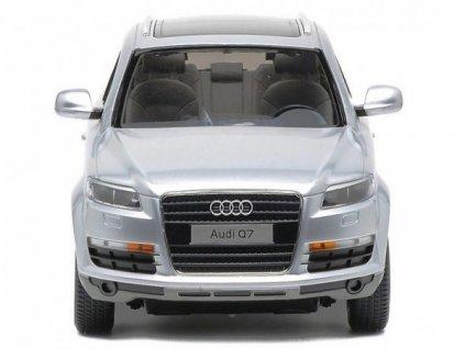 Audi Q7 1:14 auto na vysielačku biela farba