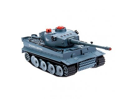 RC tank German Tiger 1:24 - 27cm - infra strely