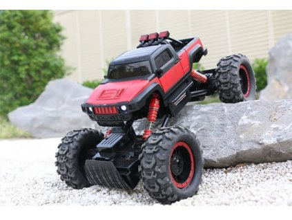 Trialové Rc auto Crawler King Hummer 2,4Ghz