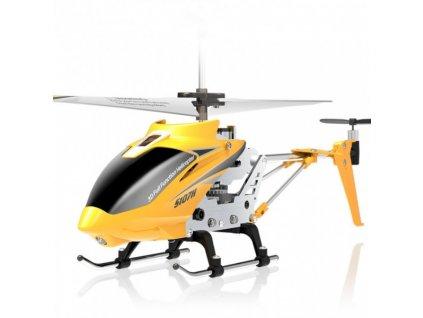 Syma S107H Phantom - ultra odolný Rc vrtuľník s barometrom - žltý