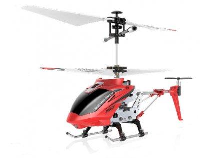 gim 24689 syma s107h phantom ultra odolny vrtulnik s barometrem cerveny 1