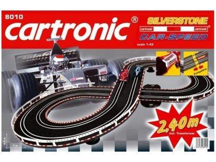 "Autodráha Cartronic Car-Speed ""Silverstone"" - 2,40m"