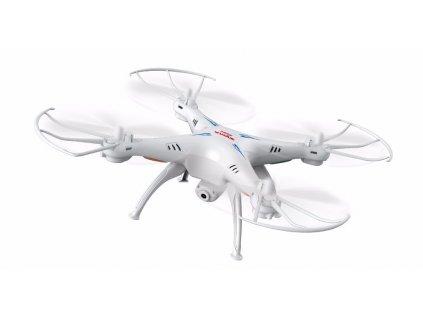 Rc dron Syma X5SC Biela s HD kamerou 2 mil. pix.