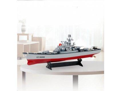 Bojová RC loď USS MISSOURI 2,4Ghz 1/250
